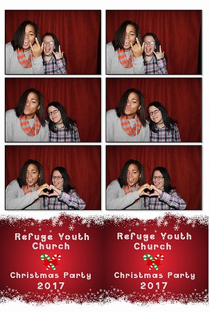 Refuge Youth Church - Christmas Party 2017