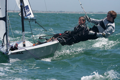 HAYLING ISLAND SAILING CLUB  JUNE 2008 (RS200 AND RS500 YOUTH CHAMPIONSHIPS)