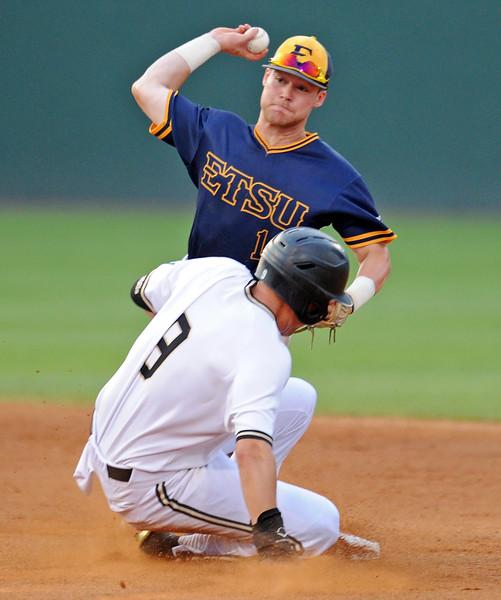Wofford vs ETSU Baseball