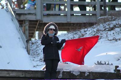 St Paul Ski Club, John R Lyons Memorial:  January 4, 2015