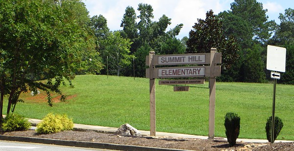 Summit Hill Elementary School Milton Georgia (2)