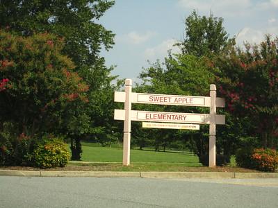 Sweet Apple Elementary Alpharetta GA