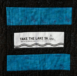 The Take Back the Lake Quilt