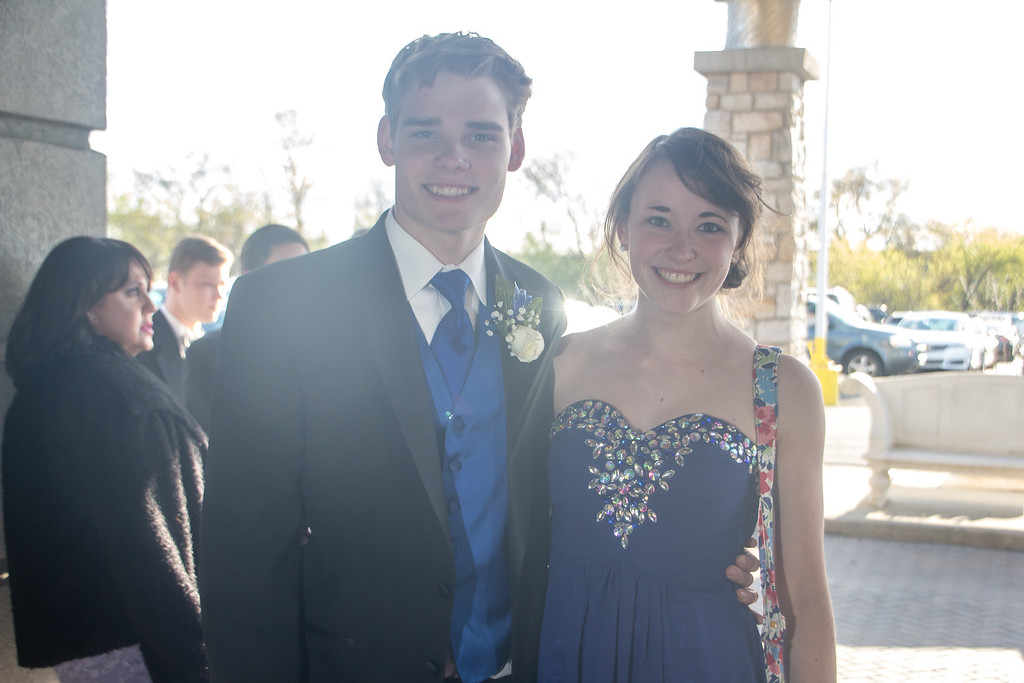 . Troy Athens Prom 2014 - Andiamo - Warren, 5/03/2014.  Photos by Dylan Dulberg//Special to The Oakland Press