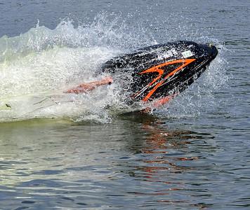 Gary Barr's Jet Ski Race in Guntersville AL