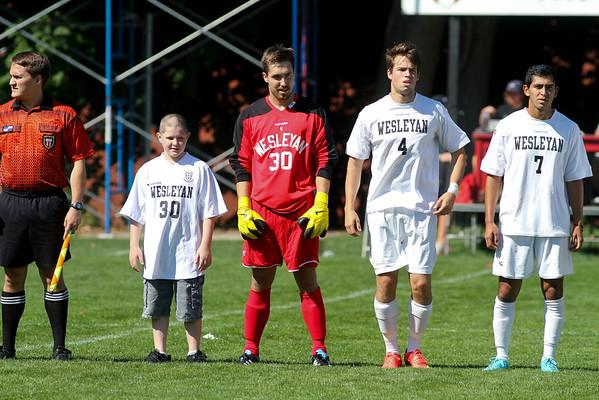 Wesleyan soccer