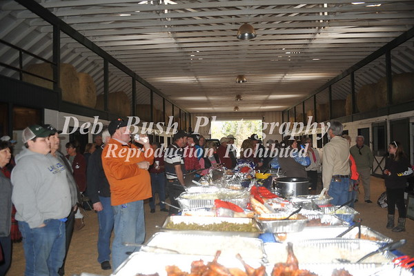 Lunch and Auction