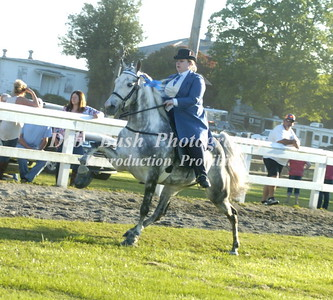 CLASS  21A - 4 YR OLD AMATEUR  MARES AND GELDINGS