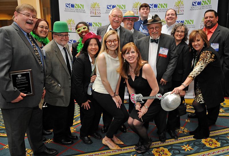 SC Press Association Annual Meeting 2017