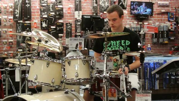Drum Off ~ 2015