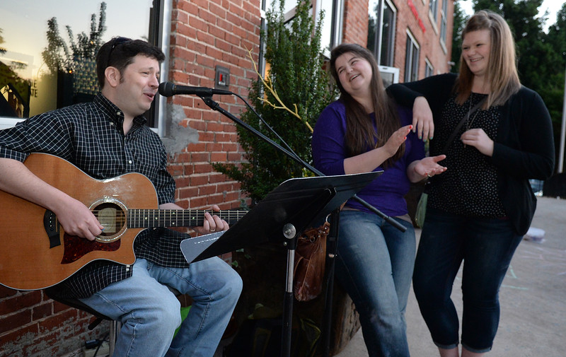 The May ONE Block Party in the Village of West Greenville