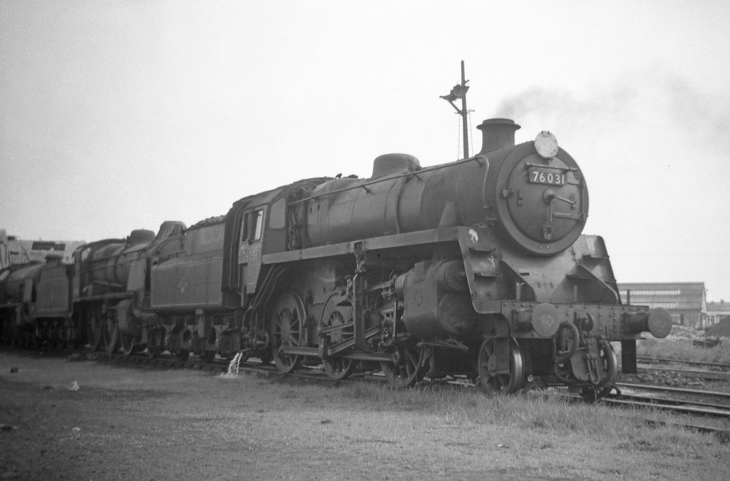 76031, Fratton Shed, May 30, 1964.