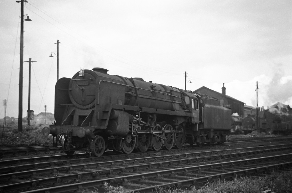 92233, Gloucester Barnwood Shed, August 18, 1963.