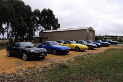 Ballarat south-western run - 27/3/11