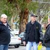 Alan Everett, Ron Gillick and John Todd