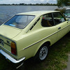 Lawrie Hocking's other pride and joy ... his Fiat 128 SL