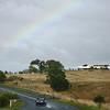 A fading rainbow