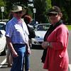 John & Noellene Gleeson at Beech Forest
