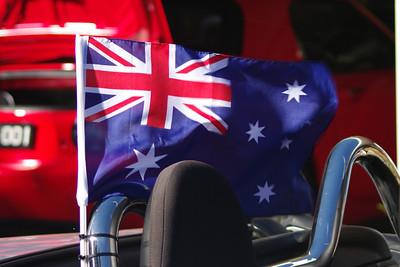 Australia Day, Western style - 26/1/14