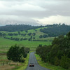 Day 1: On the way to Healesville - a dreary day!