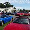 Car park at the Skipton golf club