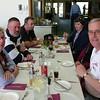 Janette, John, David, Gay, Alyssa & Murray at lunch at the Skipton golf club