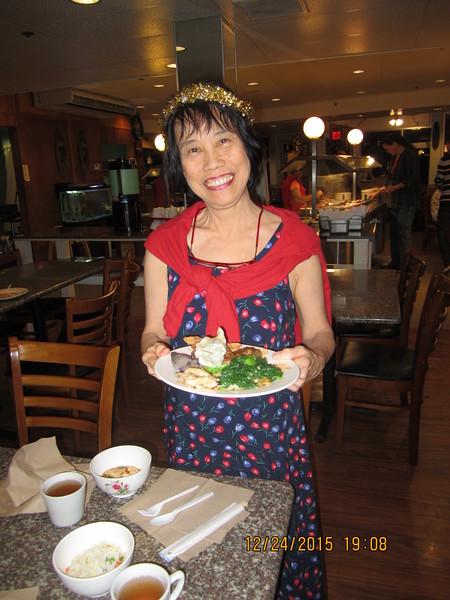 Choo's 1st plate
