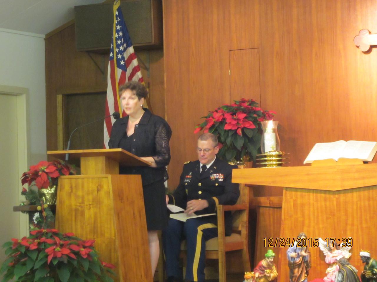 Patty Bellinger / Luke 1:26-38