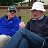 Jeff Woolf and Warwick Gibbon.