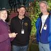 Bronwyn & Geoff Roche with John Hayhurst
