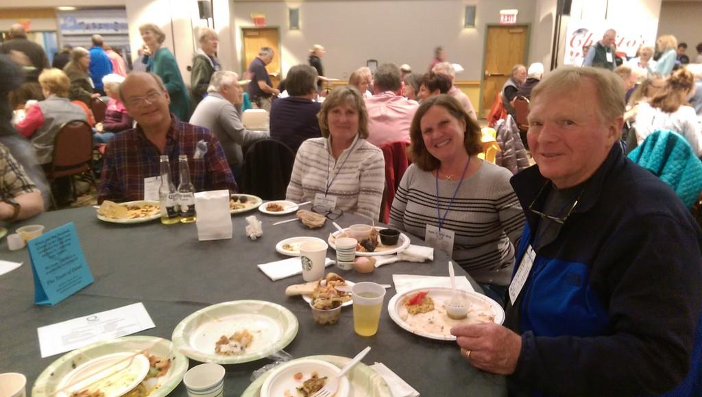 Debbie And John Foudray Of Allenspark Met Up With Friends Dean Sherlyn Garroutte