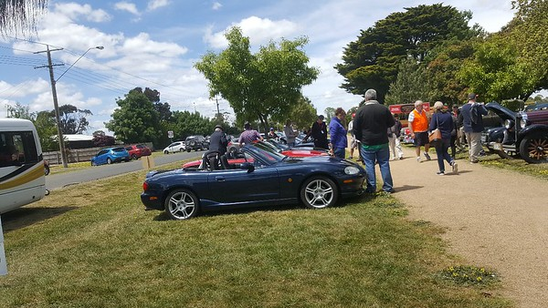 Miners Rest Show & Shine 5/11/17
