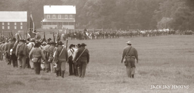 """""""The men fell by tens, twenties, nay by hundreds along the dusty roadsides."""" Capt Dooley"""