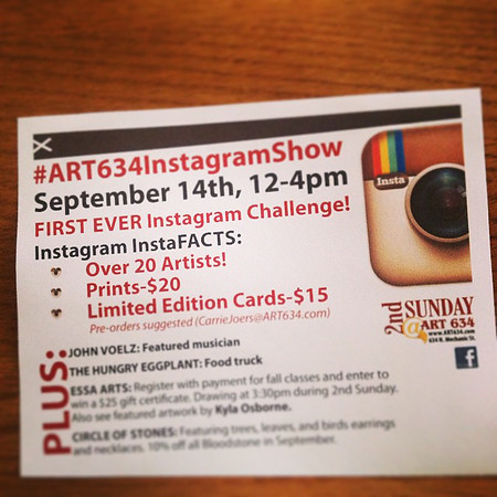 #ART634InstagramShow Prints