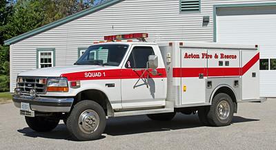 Squad 1 1995 Ford F-350