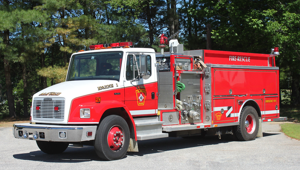 Engine 1 1994 Freightliner / Central States 1250 / 1000
