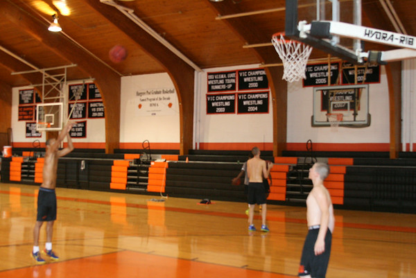 Adventure, Baseball and Basketball Camps