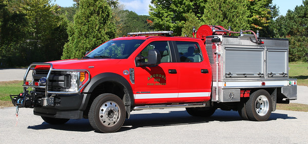 Engine 302.  2016 Ford F-550 / CET.  300 / 300