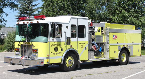 Retired.  Engine 2   2004 Smeal.  1500 / 1000