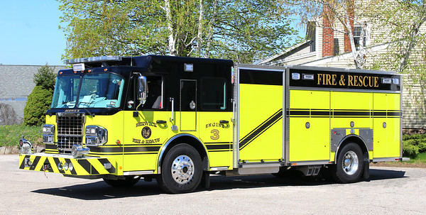 Engine 3   2017 Spartan Metro Star / Toyne.  1500 / 1200