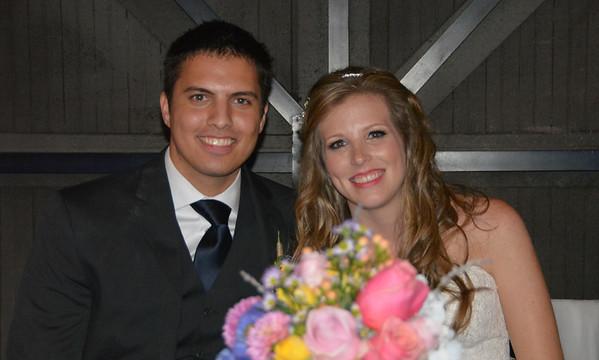 Brenna & Gary