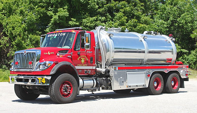 Tank 4 2012 International / E-One 3500 Tank