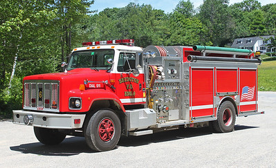 Engine 6 2002 International / Central States 1500 / 1000
