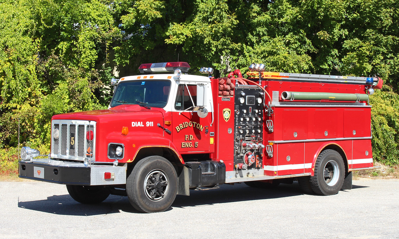 Engine 5   1990 International / Middlesex   1000 / 1000