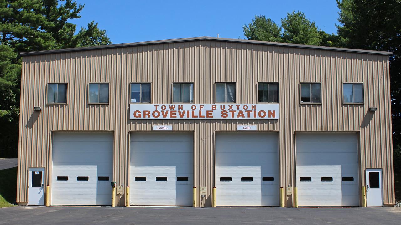 Groveville Station