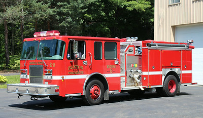 Groveville Station Engine 5 Spartan / E-One 1250 / 750