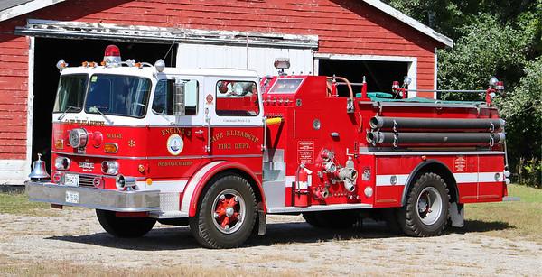 Retired Engine 3.  1971 Howe Model 8190.  1000 / 500