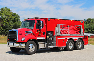 Tanker 11   2016 Freightliner / Midwest   750 / 3000