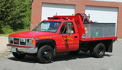 Forestry 15 1992 GMC / Custom 250 / 200