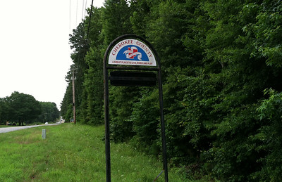 Around Cherokee County